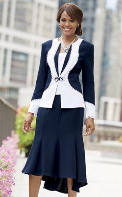 Drea Skirt Suit