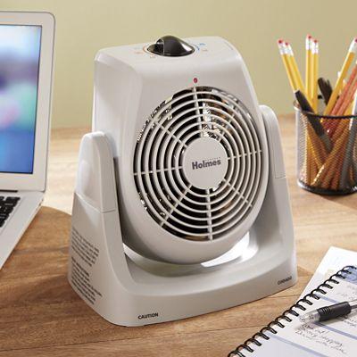 2-In-1 Heater & Fan by Holmes
