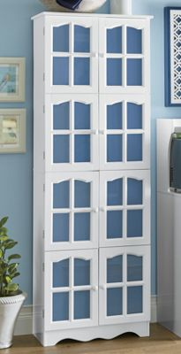 Farmhouse 8-Door Pantry