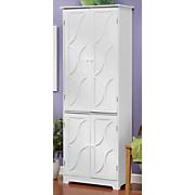 half circles 4 door pantry