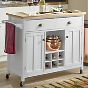 rolling kitchen cart 63