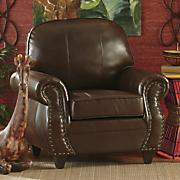 nailhead arm chair