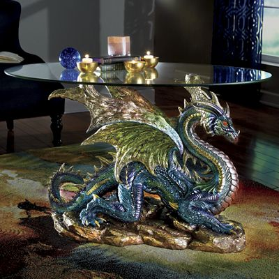 Dragon Coffee Table From Montgomery Ward 745436