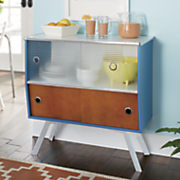 retro kitchen buffet