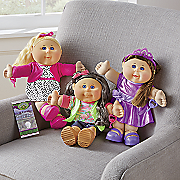 cabbage patch kids 14  fashion doll by wicked cool toys