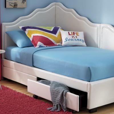 Corner Storage Bed From Montgomery Ward S9745503