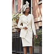 Kaden 2-Piece Skirt Suit