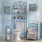3 pc  fiona scrolled bath set