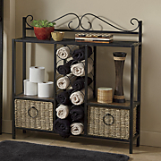 windsor towel storage rack
