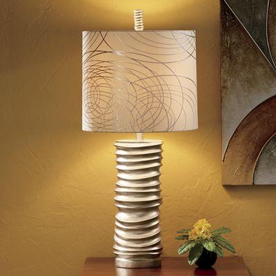 Maribel Swirl Table Lamp