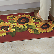 sunflower anti fatigue mat