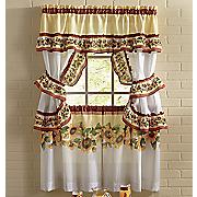 sunflower cottage window set