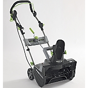 earthwise 18  electric snow blower