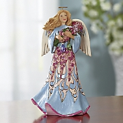 """Share Your Song"" Spring Wonderland Figurine"