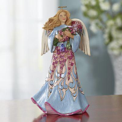 """Share Your Song"" Spring Wonderland Figurine"