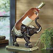 elephant wine bottle holder 98