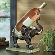 elephant wine bottle holder 98