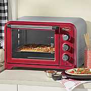 6 slice toaster oven by americana