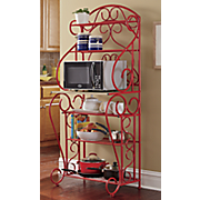 scroll baker s rack