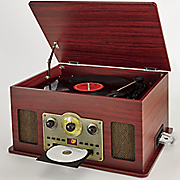 5 in 1 nostalgic music system by electro brand