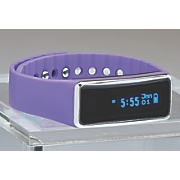 Activity Tracker with Colored Bands by Vivitar