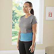 sauna action waist slimmer belt by empower