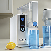 aquatru reverse osmosis water purification system by ideal logic