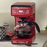 12 cup retro coffeemaker