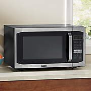 1 6 cu  ft  microwave oven by montgomery ward