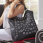 tote with grommets