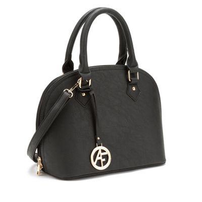 Dome Satchel Bag