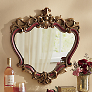 isabella wall mirror