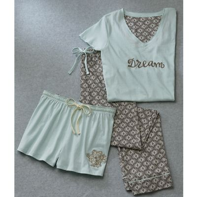 3-Piece Dream Pj Set