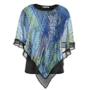 peacock overlay top 133