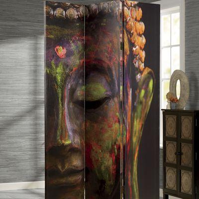 Buddha Room Screen