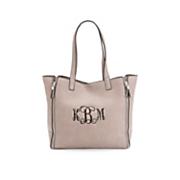 monogrammed bag in a bag