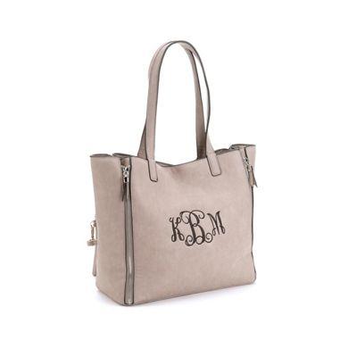 Monogrammed Bag-In-A-Bag