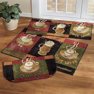 3-Piece Caffè Latte Rug Set by Mohawk