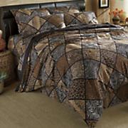8 pc  uzuri complete bed set