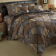 8 pc  uzuri complete bed set