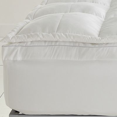 TechSleep Double-Layer Mattress Topper