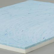 techsleep cooling 3  foam mattress topper