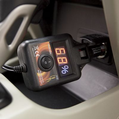 Car-To-Car Digital Jump-Starter