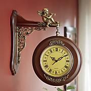 derbyshire street clock