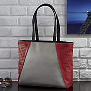 bag with perforated sides