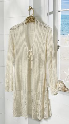 Laila Crochet Sweater