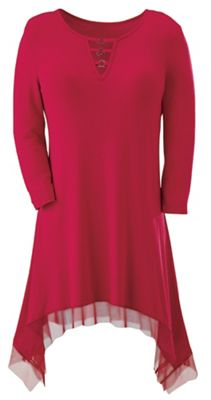 Ring Tunic Top