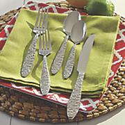 20 pc  isadoura flatware set