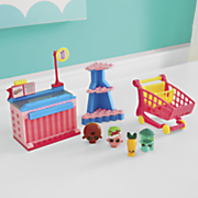 Shopkins Shopping Cart or Checkout Lane Set by Moose Toys