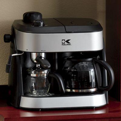 Kalorik Combi Espresso & Coffeemaker